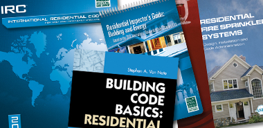 2009 International Residential Code and References