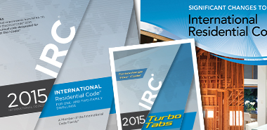 2015 International Residential Code and References