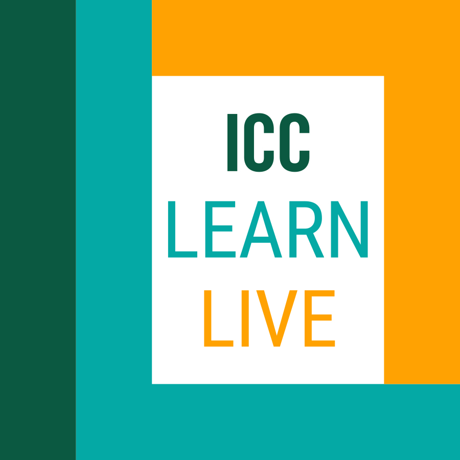 ICC Learn Live Event